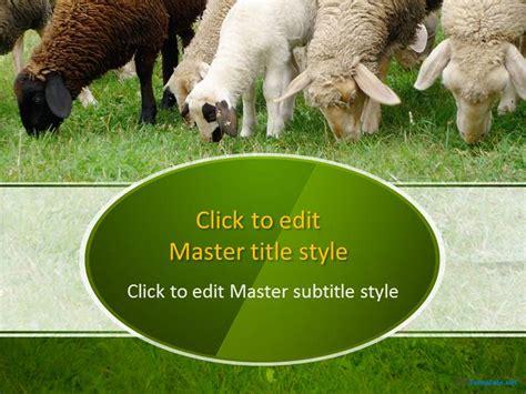 Free Animal Ppt Templates Wildlife Powerpoint Slide Designs Free Animal Powerpoint Templates