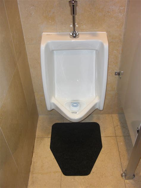 Bathroom Urinals by Disposable Mats Are Bathroom Mats By American Floor