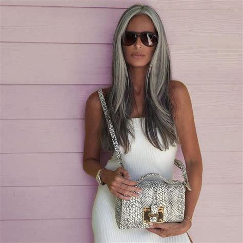 annika von holdt s heartfelt article on going gray 50 52 best annika von holdt images on pinterest silver hair