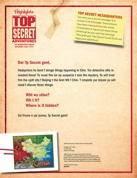 secret template world geography book for top secret adventures club