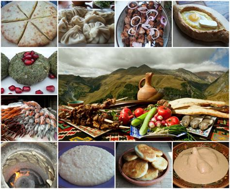 cuisine wiki georgian cuisine