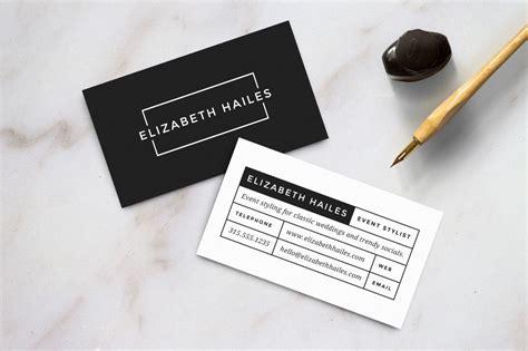modern minimal business card indesign template free business card template minimalist images card