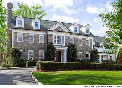 classic colonial homes gorgeous stone colonial in rye ny evokes classic