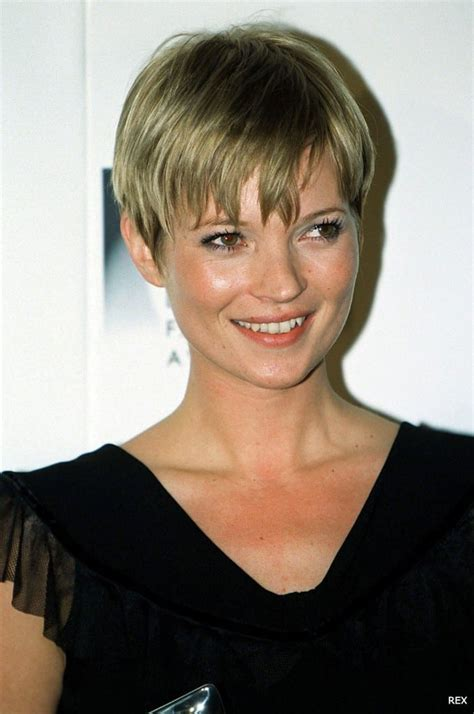 Happy 40th Birthday Kate Moss   Kate?s most iconic hairstyles