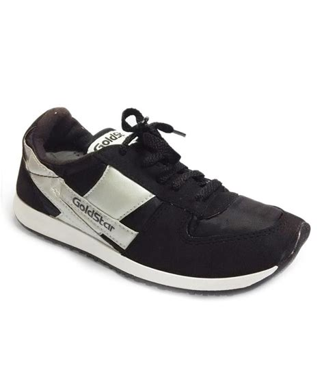 goldstar sports shoes goldstar black sport shoes combo of 5 buy goldstar