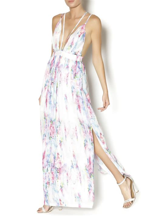 Decorative Home Accessories L Atiste Watercolor Maxi Dress From Manhattan By Dor L Dor