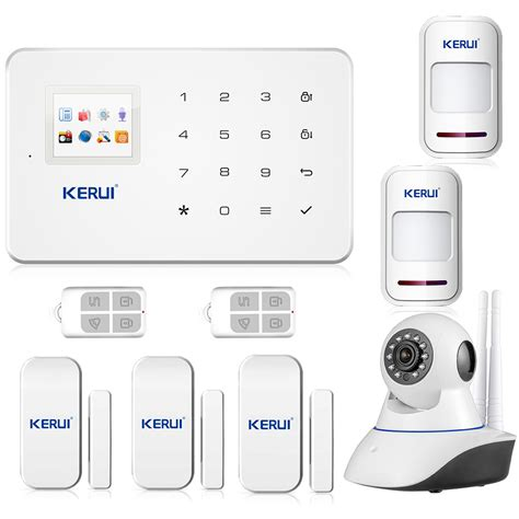 new arrival wireless phone app gsm alarm system home