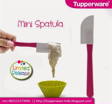 Mini Spatula Tupperware mini spatula tupperware indonesia promo november 2016