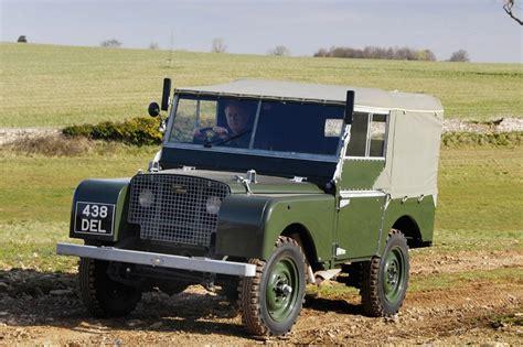 1949 land rover series i вехи