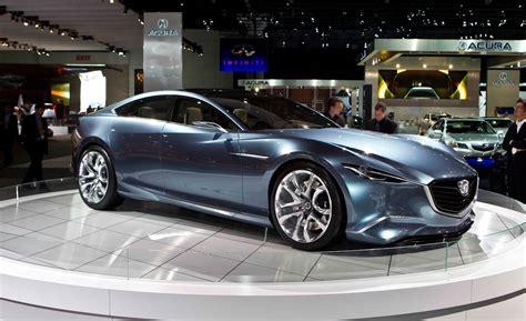 Mazda 6 News: Mazda Shinari Concept Previews Next Mazda 6
