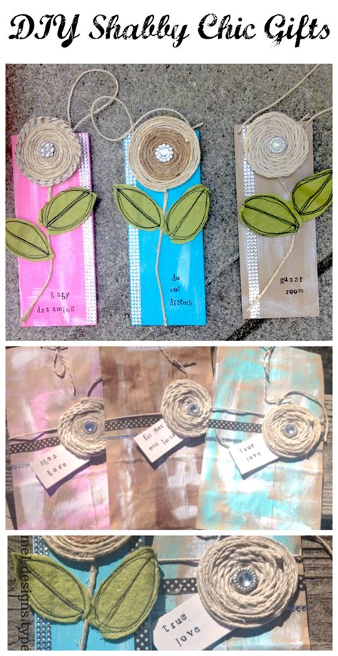 shabby chic gifts shabby chic gift packaging diy and craft inspiration