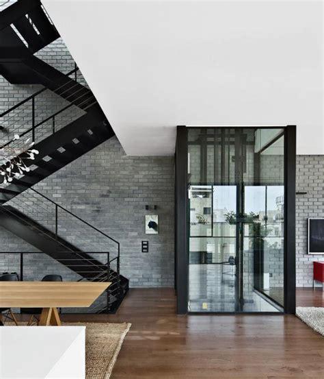 Escalier Métallique Interieur 311 by Designs D Escalier Suspendu Le Look Du Loft Moderne