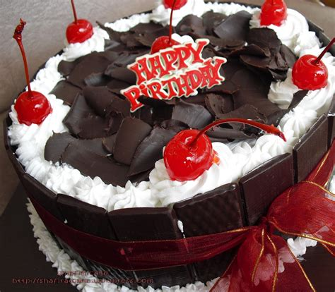 membuat kue ulang tahun yang sederhana thania yaya google