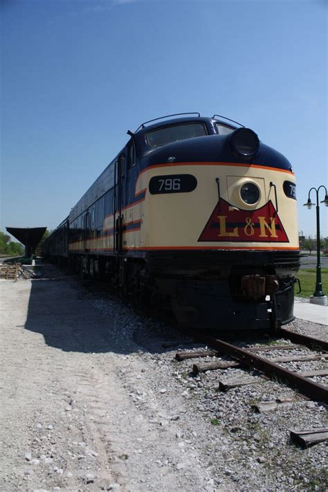What Is A Sleeper In Bowling by The Historic Rail Park L N Depot Kentucky Travel Tourism Things To Do In Kentucky
