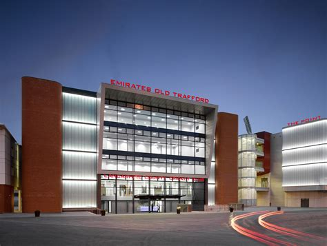 emirates old trafford emirates old trafford bdp archdaily