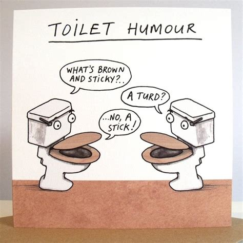 bathroom humor jokes toilet humour card by cardinky notonthehighstreet com