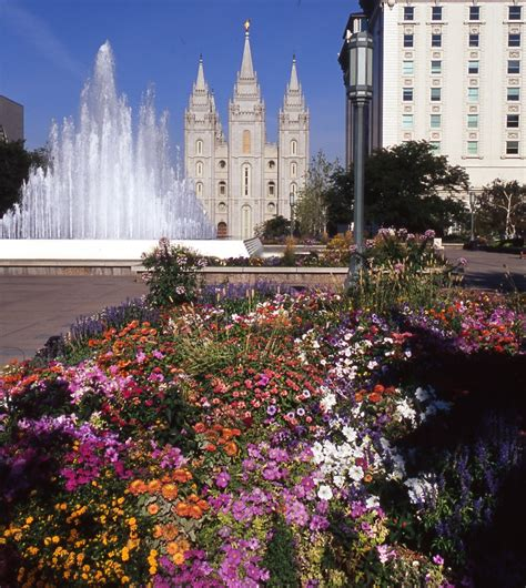 Garden City Utah Things To Do Temple Square Gardens Things To Do In Salt Lake City