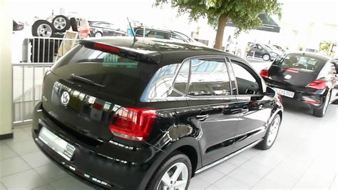 volkswagen polo black vw polo quot black edition quot 1 4 85 hp 157 km h 97 mph 2012