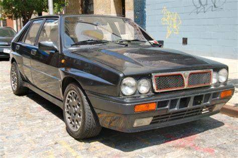 Lancia Delta Integrale For Sale Usa 1989 Lancia Delta Integrale Bring A Trailer