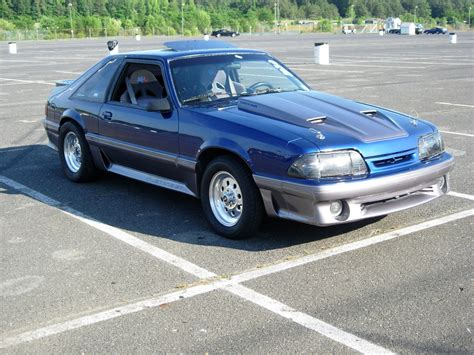 1992 mustang hatchback 1992 ford mustang pictures cargurus