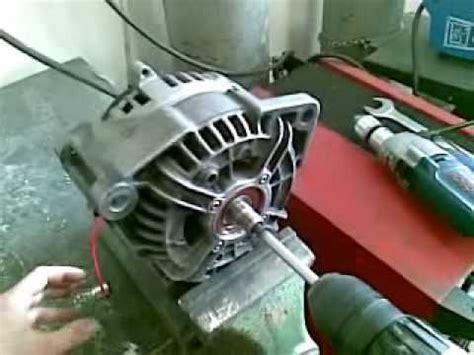 Generator Pompa Air Mini generatore dinamo alternatore