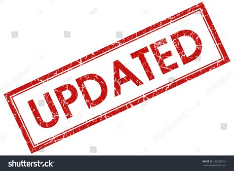 Updated Search Updated St Stock Photo 136258919