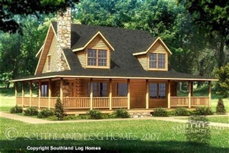 log cabin plans with wrap around porch porch floor plans house design