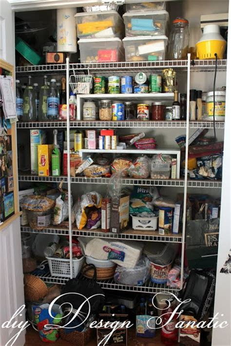 how to keep your pantry organized healthy diy design fanatic keep your pantry organized