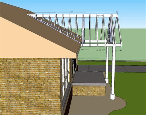 Building Front Porch Overhang   Joy Studio Design Gallery