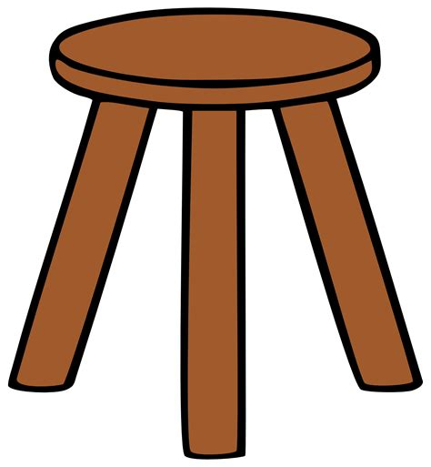 A Three Legged Stool by Three Legged Stool