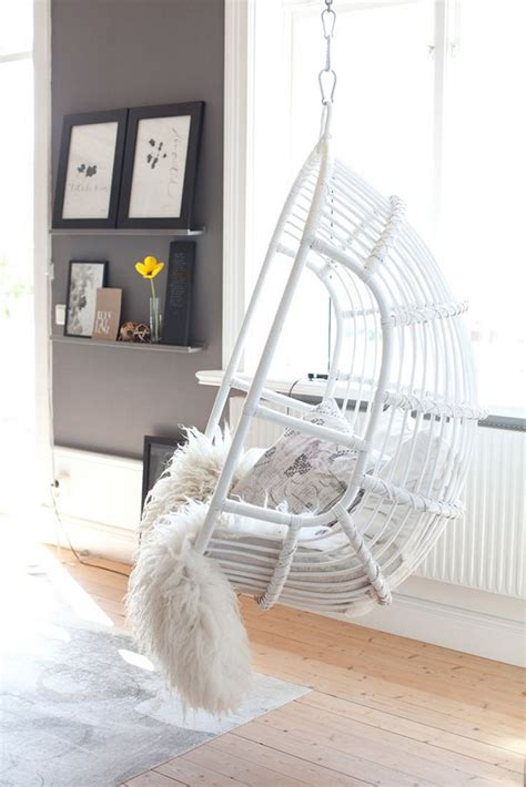 swinging chairs for bedrooms beautiful hanging chair for bedroom that you ll love
