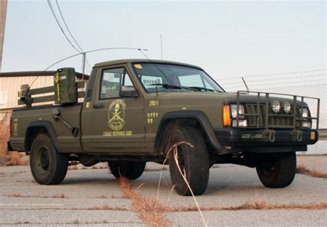 Jeep Mj For Sale Jeep Comanche For Sale On Ebay Geekologie