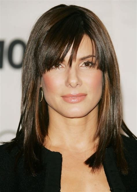 square face thin hair bangs top 50 hairstyles for square faces herinterest com