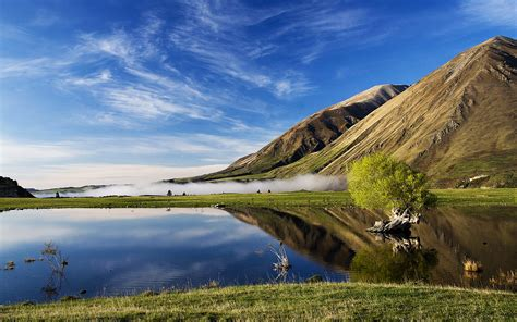 Landscape Photos New Zealand New Zealand Landscape Photography Wallpaper