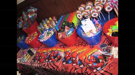 Bday Party Decorations At Home by Cool Spiderman Birthday Party Decorations Ideas Youtube