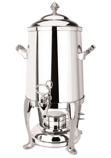 Coffee Urn eastern tabletop chafing dishes juice beverage