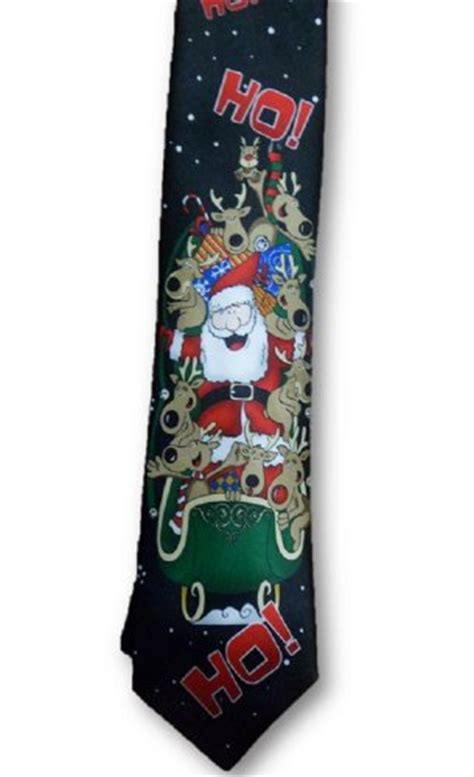funny christmas ties with lights funny christmas neck ties christmas gifts for everyone