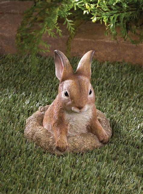 Rabbit Garden Decor New Curious Bunny Garden Decor Ad 4310825 Addoway