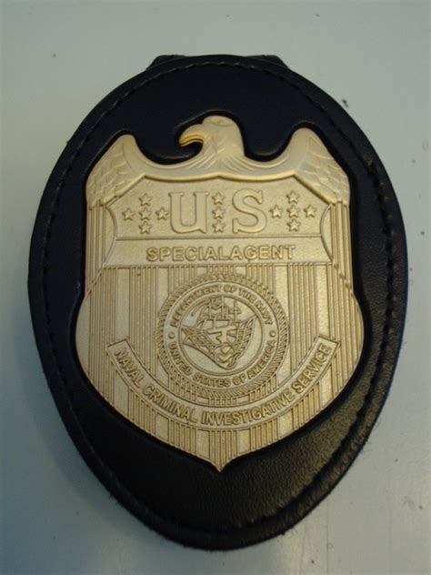 Was Sind Badges by Ncis Badge Clip On Badge Eu Badges And Patches