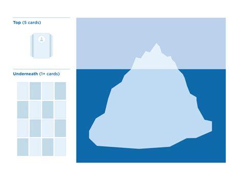 clipart iceberg iceberg clipart clipground