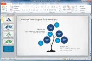 Download creative tree diagram powerpoint template jpg slidemodel
