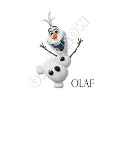 olaf printable pdf olaf birthday party theme on pinterest olaf disney