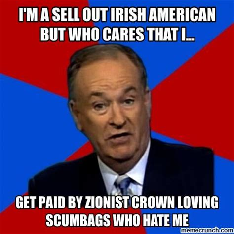 Bill O Reilly Meme Generator - bill oreilly