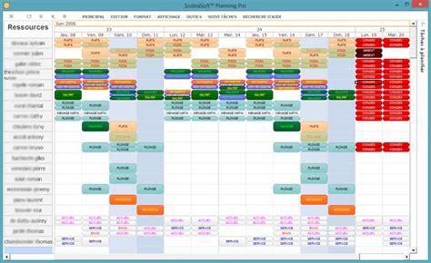Modã Le Plan D Excel Gratuit Modele Planning Restauration Ccmr