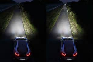 Auto Laser Lighting For Car Bmw Is With Laser Lights As The 2015 I8 Enters