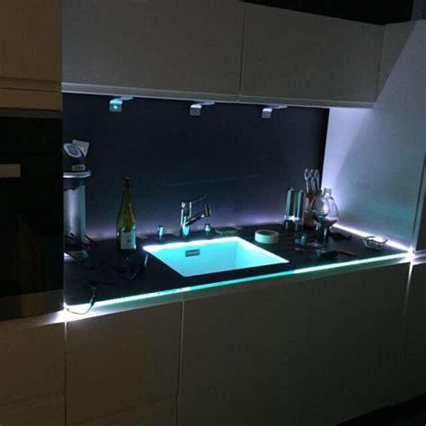 eclairage led plan de travail cuisine eclairage plan de travail cuisine du futur a anse pres de