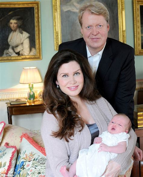 countess karen spencer one for every day of the week earl spencer celebrates the