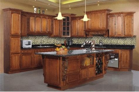 buy maple solid wood kitchen cabinets design bookmark 9553