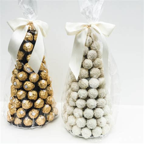 how to make a ferrero rocher tree ferrero rocher tower chocolate centre by sweet trees