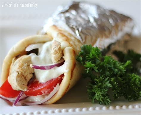 the gallery for gt greek food gyro